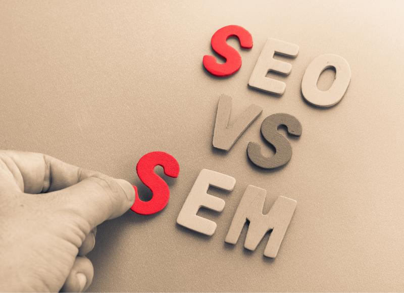 SEO vs SEM – რა განსხვავებაა SEO და SEM შორის, რომელია უკეთესი თქვენი ბიზნესისთვის